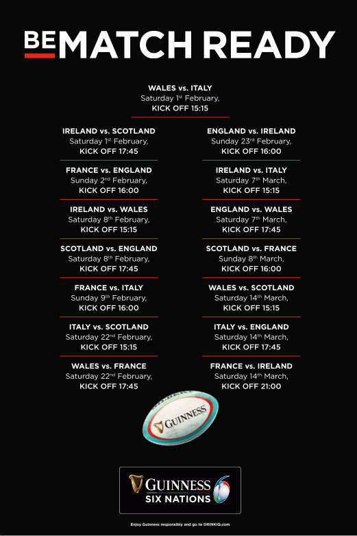 GUI Rugby 6Nations 2020 Spielplan A2 OK